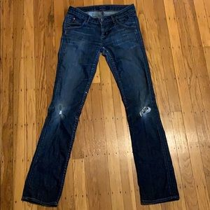 Hudson Brand Skinny Jeans